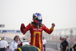 Race winner Fabio Leimer