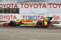 Ana Beatriz, Dale Coyne Racing Honda