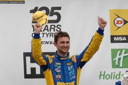 Round 5 Race Winner Andrew Jordan