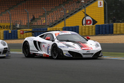 #11 Art Grand Prix Mc Laren MP4/12C: Gilles Vannelet, Antoine Leclerc