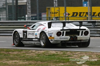 #7 Rodrive Competioes Ford GT: Matheus Stumpf, Claudio Ricci