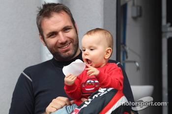Ren Mnnich, SEAT Leon WTCC, Munnich Motorsport and his son