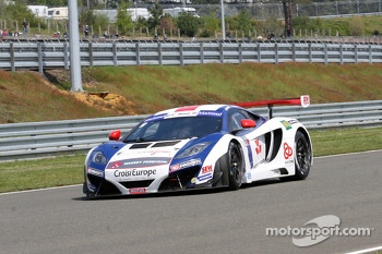 #9 Sbastien Loeb Racing Mc Laren MP4/12C: Nicolas Tardiff, Nicolas Marroc