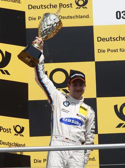 2nd Dirk Werner, BMW Team Schnitzer BMW M3 DTM