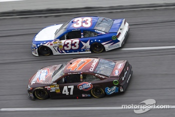 Bobby Labonte and Landon Cassill