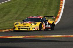 #50 Labre Compétition Chevrolet Corvette C6-ZR1: Patrick Bornhauser, Julien Canal, Fernando Rees