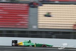 Heikki Kovalainen, Caterham Reserve Driver