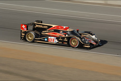#12 Rebellion Racing Lola B12/60: Nick Heidfeld, Neel Jani