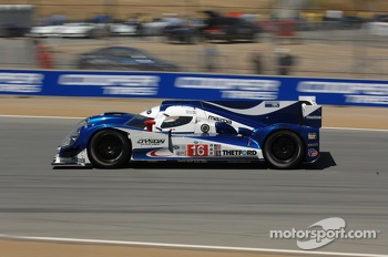 #16 Dyson Racing Team Lola B12/60: Chris Dyson, Guy Smith