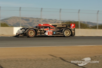 #12 Rebellion Racing Lola B12/60: Nick Heidfeld, Neel Jani