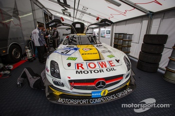 #21 Rowe Racing Mercedes-Benz SLS AMG GT3 (SP9)