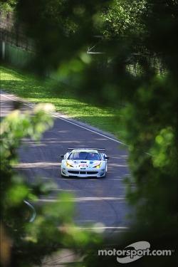 #53 Ram Racing Ferrari 458 Italia: Gunnar Jeannette, Frank Montecalvo