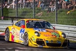 #45 Timbuli Racing Porsche 997 GT3 R (SP9): Marco Seefried, Norbert Siedler, Pierre Kaffer, Marc Hennerici