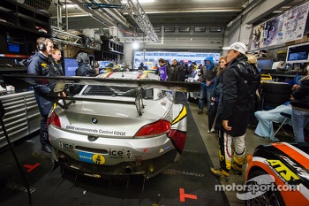 Marc VDS Racing team gets ready to go back on track