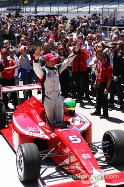 Peter Dempsey, Belardi Auto Racing celebrates the win