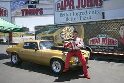 Papa John from Papa John's Pizza