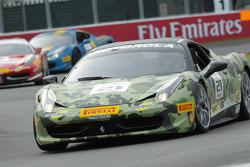 #21 Ferrari of Central Florida Ferrari 458: Michael Schein