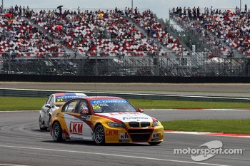 Darryl O'Young, BMW E90 320 TC, ROAL Motorsport