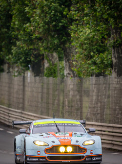 #97 Aston Martin Racing Aston Martin Vantage GTE: Darren Turner, Stefan Mücke, Peter Dumbreck, Jonny Adam