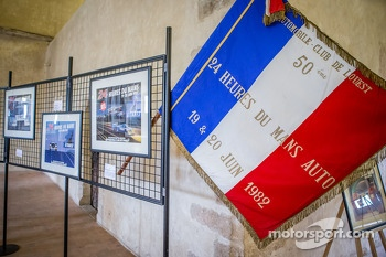 24 Hours of Le Mans historical posters collection