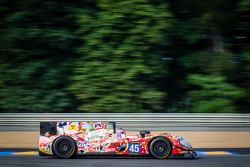 #45 OAK Racing Morgan LMP2 Nissan: Jacques Nicolet, Jean-Marc Merlin, Philippe Mondolot