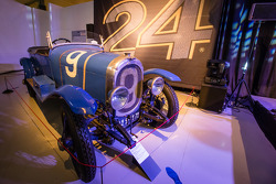 The Chenard & Wacker that won the first 24 Hours of Le Mans in 1923