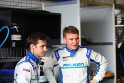 Martin Ragginger, Sebastian Asch, Falken Motorsports