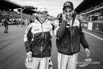 Anthony Davidson and Sébastien Buemi