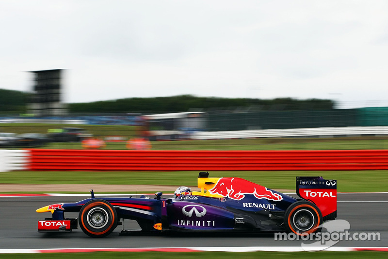 Sebastian Vettel, Red Bull Racing RB9