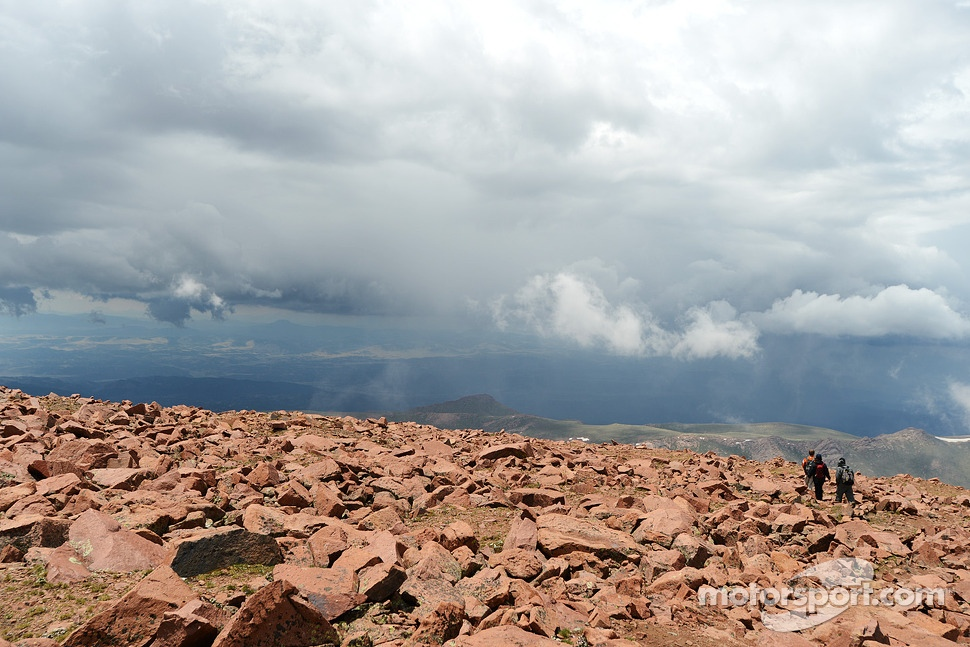 Lovely view from Pikes Peak
