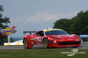 No. 61 R.Ferri/AIM Motorsport Racing, Ferrari 458