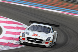 #62 Fortec: ANDREW DANILYW, STEPHEN JELLY, Mercedes SLS AMG GT3