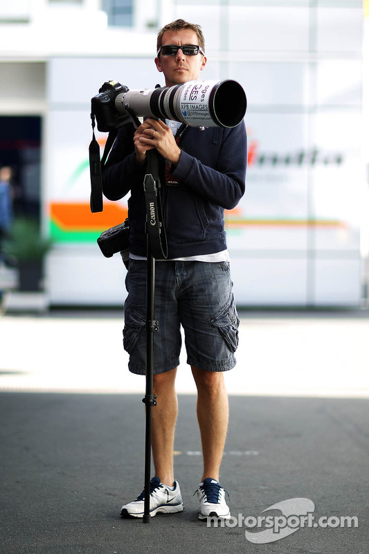 Laurent Charniaux, XPB Images Photographer