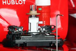 Ferrari F138 steering wheel for Felipe Massa, Ferrari
