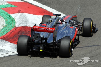 Jenson Button, McLaren MP4-28
