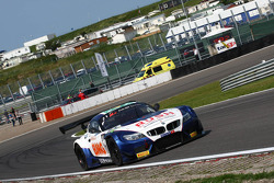 #21 BMW Team Brazil BMW Z4: Ricardo Zonta, Sergio Jimenez