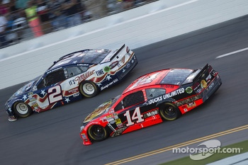 Brad Keselowski and Tony Stewart