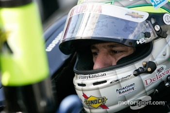 Tony Kanaan, KV Racing Technology Chevrolet11