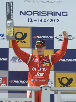 Winner Raffaele Marciello
