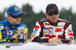 Ricky Stenhouse Jr. and Greg Biffle