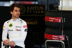 Nicolas Prost, Lotus F1 Test Driver
