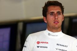 Daniel Juncadella, Williams Test Driver