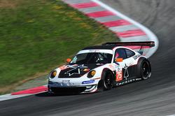 #75 PROSPEED Competition Porsche 911 GT3 RSR: Francois Perrodo, Emmanuel Collard, Sébastien Crubile