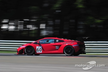 #60 Kox Racing Lamborghini Gallardo LP600 GT3: Peter Kox, Nico Pronk
