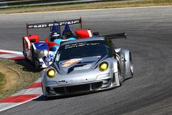 #88 Proton Competition Porsche 911 GT3 RSR: Horst Felbermayr Jr., Horst Felbermayr Sr., Klaus Bachler