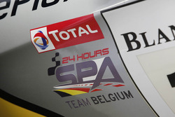 24 Hours of Spa detail