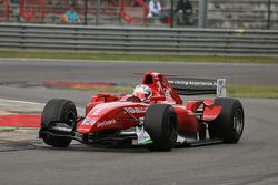 #32 Gary Hauser, Dallara Dallara (GP2-2008)