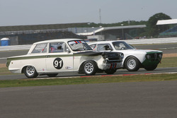 Arne Berg, Ford Lotus Cortina Mk1
