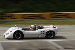 #22 1968 McLaren M6B: Robert Bodin