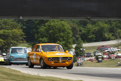 #6 1966 Alfa Romeo GTV: Wil Painter